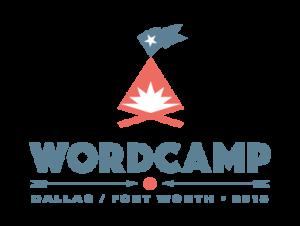 WordCamp DFW 2015 Logo